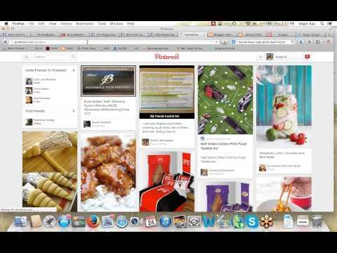 Blogging, Pinterest and Google Plus
