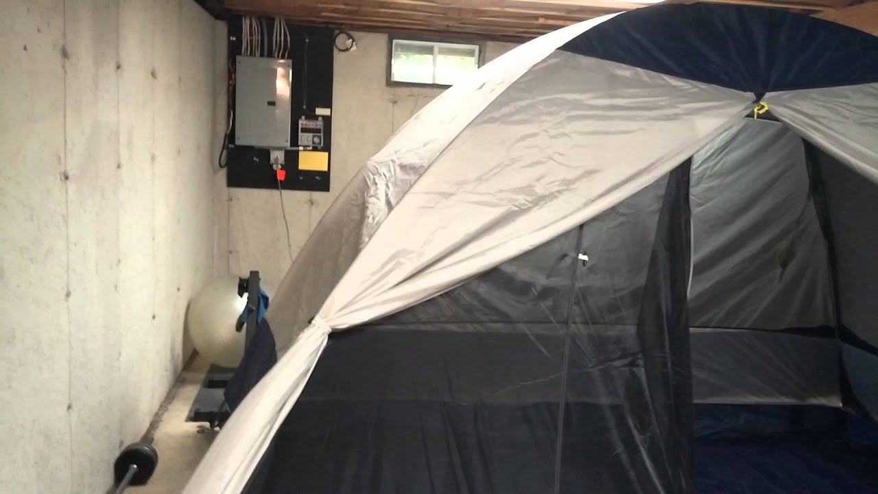 & Cabelas Getaway 6 Tent Review - YouTube