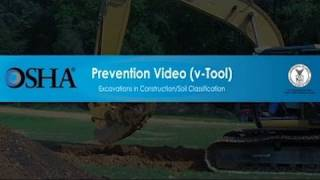 Excavations in Construction/Soil Classification