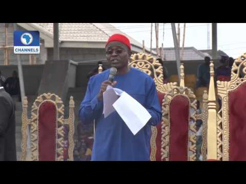 Metrofile: Imo Dep Governor Eze Madumere Celebrates 51st Birthday