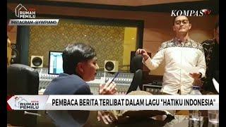 Gambar cover Pembaca Berita Terlibat dalam Lagu Hatiku Indonesia