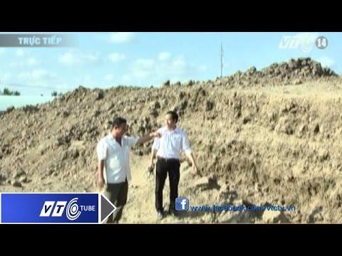 Lạ lùng lô đất tự nhiên nhô cao | VTC