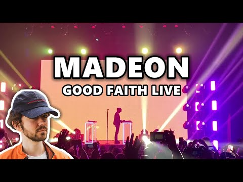 Download MADEON GOOD FAITH LIVE Tour | Plaza Live Orlando Mp4 baru