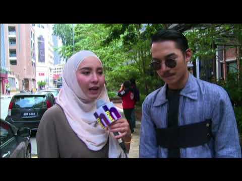 Hael Husaini lancar 'Haram' di AME 2018