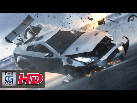 "CGI Animated Trailers : ""Crash Day"" - by Andrew Novickij"