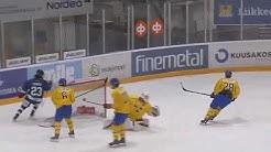 Samu Tuomaala vs Sweden U16 NT