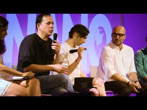 The Future of Artificial Reality   Panel   Worlds Fair Nano - NYC 2016