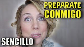 GET READY WITH ME español 👽 😂 GRWM NURYCALVO Y SU FAMILIA