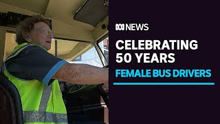 Celebrating fifty years since women were allowed to become bus drivers in Sydney | ABC News