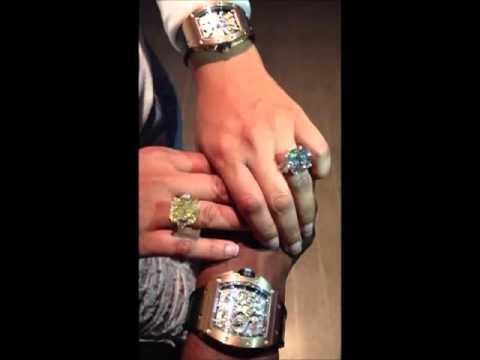 FLOYD MONEY MAYWEATHER Buys Miss Jackson 2nd Engagement Ring