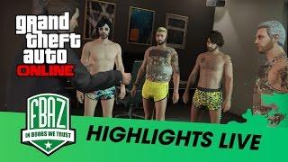 GTA: Online - Highlights Live du 3 Octobre [FBAZ] [FR]