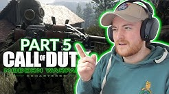 Royal Marine Plays Modern Warfare REMASTERED! PART 5!