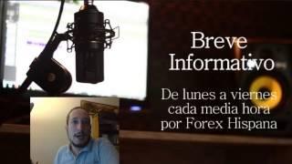 Breve informativo - Noticias Forex del 9 de Enero 2017