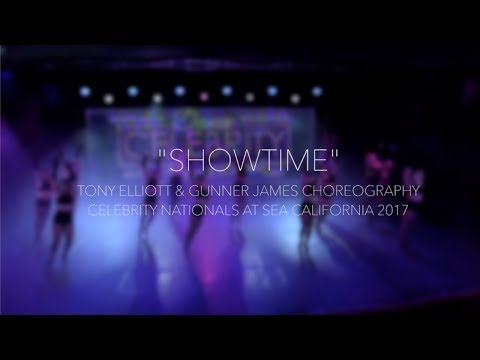 SHOWTIME | CELEBRITY AT SEA NATIONALS OPENING NUMBER 2017 | CALIFORNIA