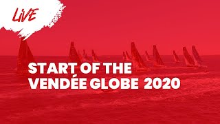 [EN] Start of the Vendée Globe 2020