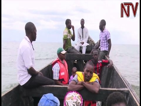 The challenges of water transport in Kalangala