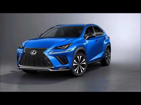 Лексус НХ 2018 - новый кузов. Обзор Lexus NX 2018, дизайн, интерьер. Скидки в описании