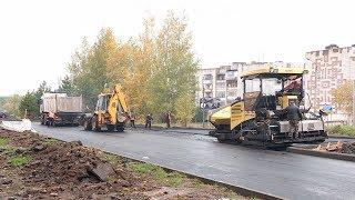Дорожные ремонты в Костроме близки к завершению