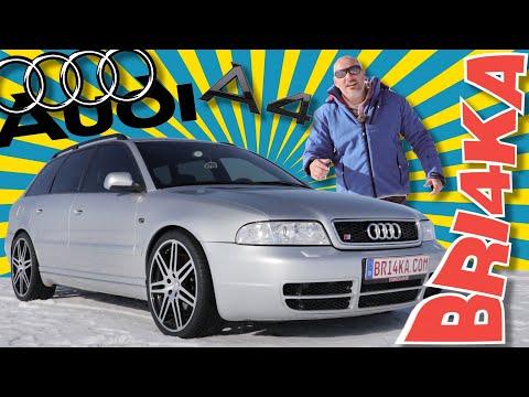 Audi A4 | S4 l B5 | 1 Gen | Test and Review | Bri4ka.com