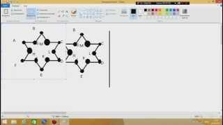 """Д/З по математике 6класс 3 четверт тема """"Симетрия"""" Начертить фигуру семетручную."""