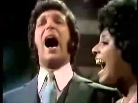 Tom Jones & Leslie Uggams   Somewhere 1970