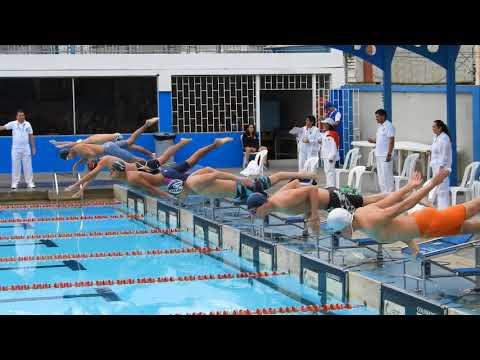 100 Libre Eliminatorias 3ro Sánchez Edison C5 4to Quelal JuanF C2
