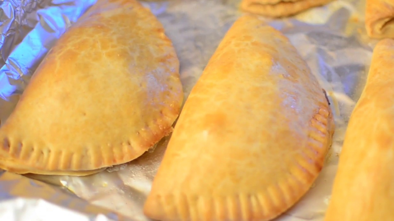 How To Make Nigerian Meat Pie Best Recipe Tosin Alabi Youtube