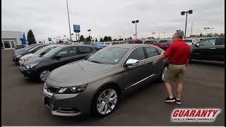 2018 Chevy Impala Premier • GuarantyCars.com