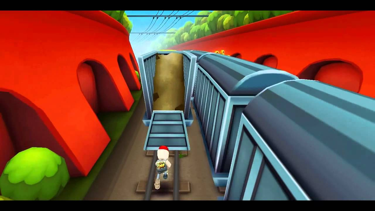 Download Subway Surfers - Trailer
