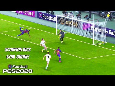 PES 2020 - Online Goals & Skills Compilation | HD #1
