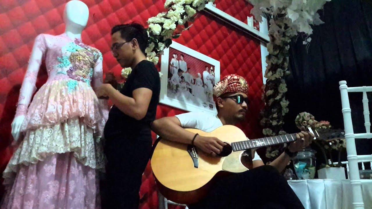 Download Cinta dan Rahasia cover by Fauzi Nugraha feat Arfah