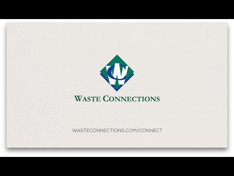 Waste Connections Recruitment - 2019