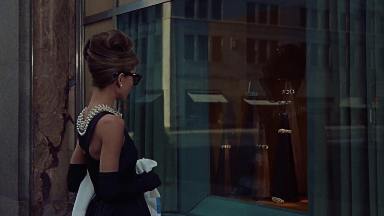 Image result for breakfast at tiffany's opening