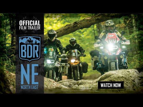 North East Backcountry Discovery Routes - Full Trailer (Route Coming In February 2020!)