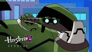 Transformers: Animated - Bulkhead