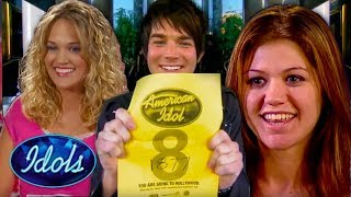 Gambar cover Top 3 MOST Successful Winners on American Idol | Idols Global