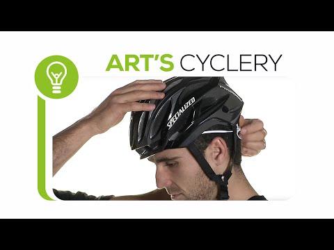 NHTSA Fitting a Bicycle Helmet - YouTube
