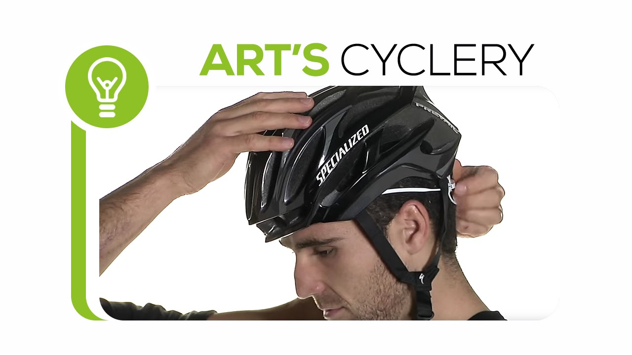 dbab9e09dd7 How to Fit a Bike Helmet - YouTube