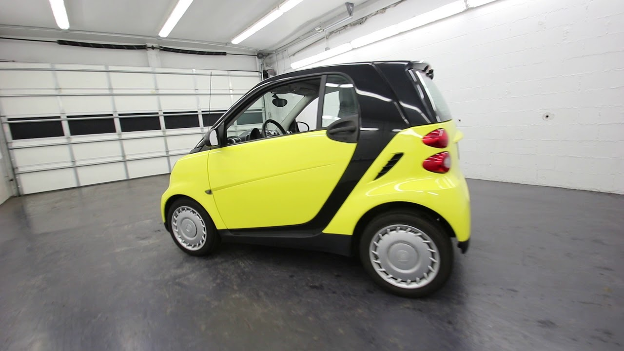 Smart Car Seattle: 2008 Smart Fortwo