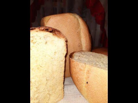 Как испечь хлеб. Простой рецепт домашнего хлеба.