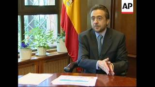 NEWS FEATURE Rail tunnel project being pushed to link Spain & Morocco