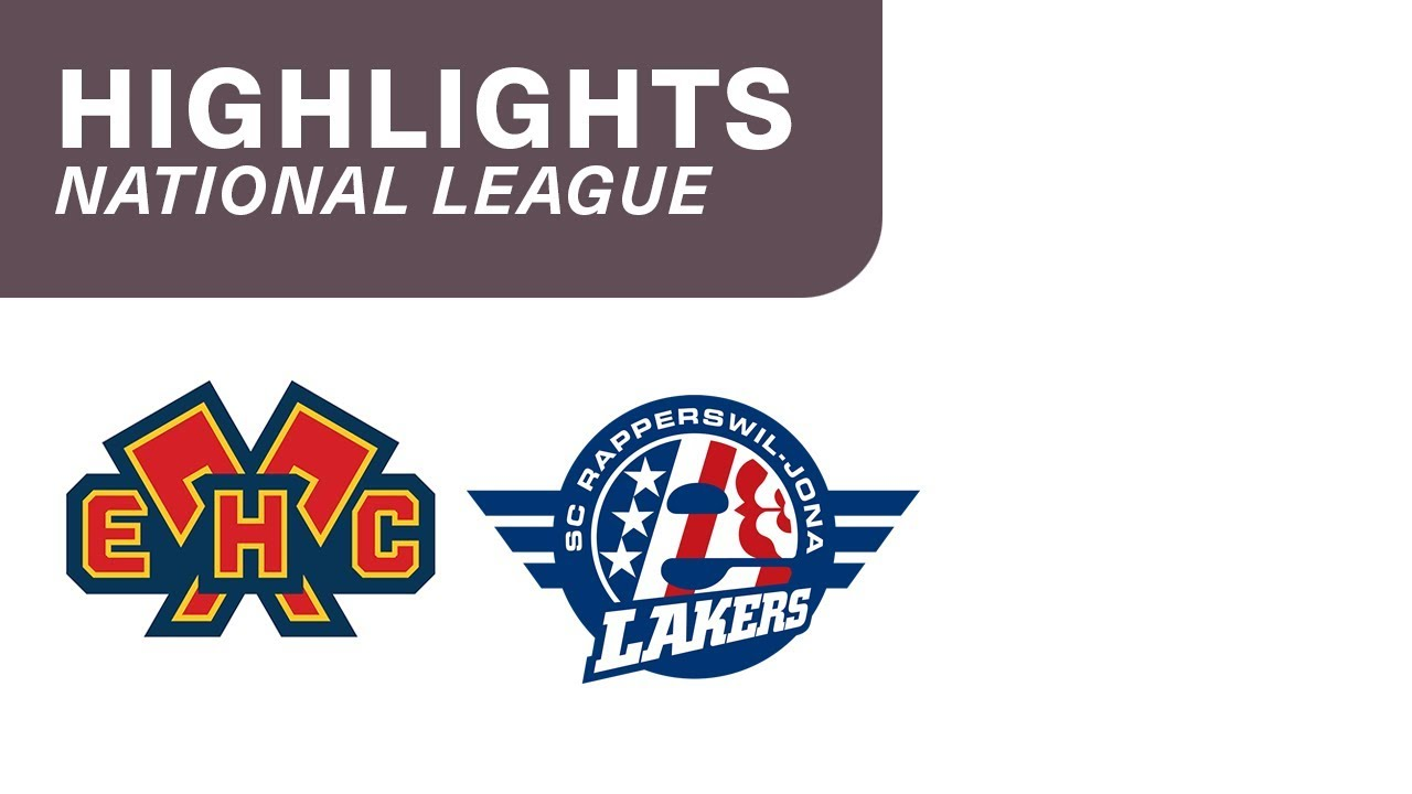 Biel vs. SCRJ Lakers 2:0 - Highlights National League