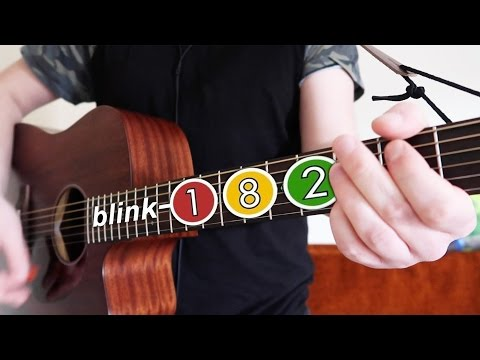 blink-182 - Story Of A Lonely Guy | Acoustic Cover