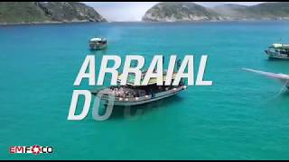 O Passeio mais Incrivel do Rio - Arraial do Cabo EmFoco Turismo