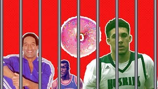 LiAngelo Ball Suspended!? What's The Weirdest SH%T Athletes Have EVER Stolen?
