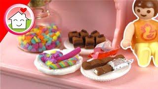 Playmobil Süßigkeiten DIY für Ostern - Pimp my PLAYMOBIL Familie Hauser