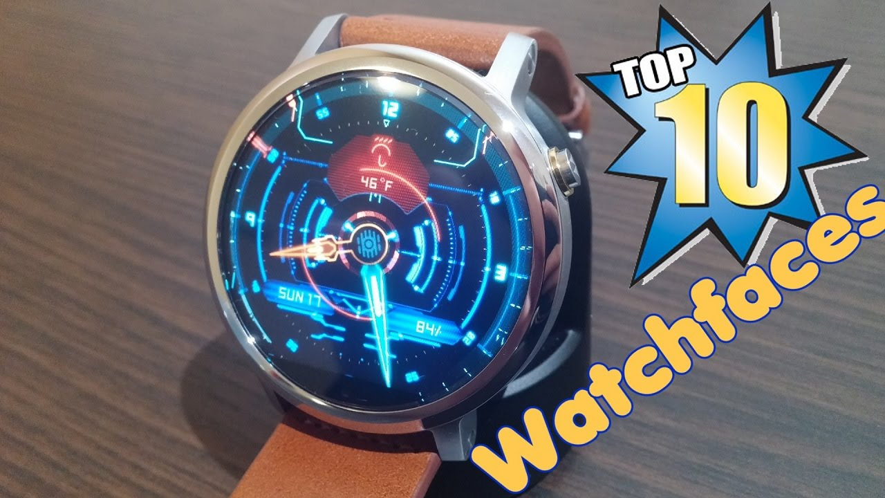 Faces for moto 360 - Top 10 Beautiful Watch Faces For Android Wear Moto 360 2nd Gen