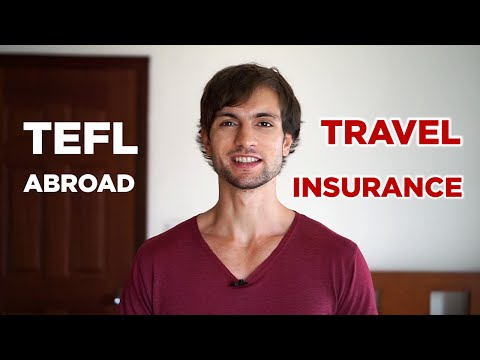 Travel Insurance For Teaching English in Korea, Vietnam, China etc?