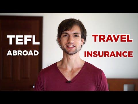 Travel Insurance For Teaching English in Korea, Vietnam, China etc?