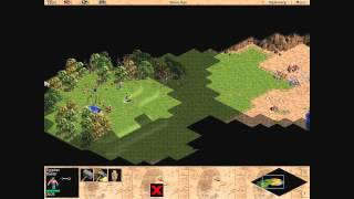 Age of Empires (PC): Ascent of Egypt: Mission 2: Foraging - Hardest Difficulty
